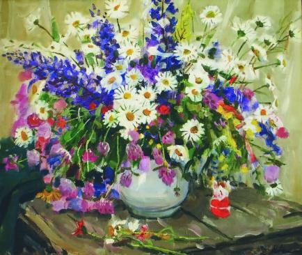 Картины художника репин николай