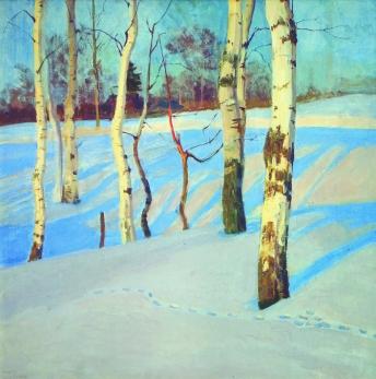 Картины художника Левитин Анатолий Павлович