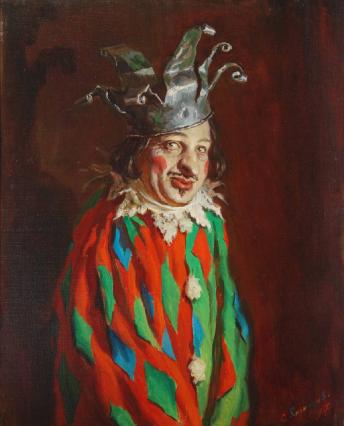Картины художника Кириллов Сергей Алексеевич