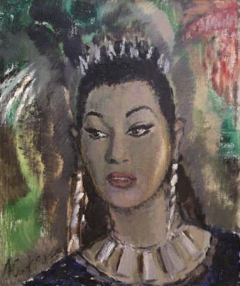 Картины художника Софронова Антонина Фёдорова