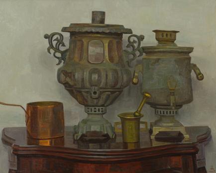Картины художника Зудов Николай Иванович