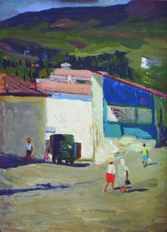 Картины художника Нечитайло Василий Кириллович