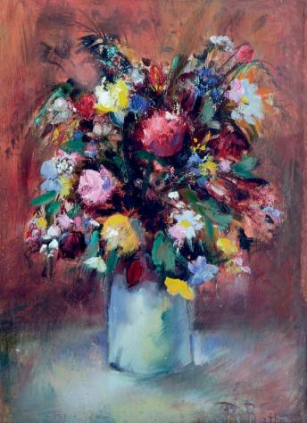 Картины художника Барто Ростислав Николаевич