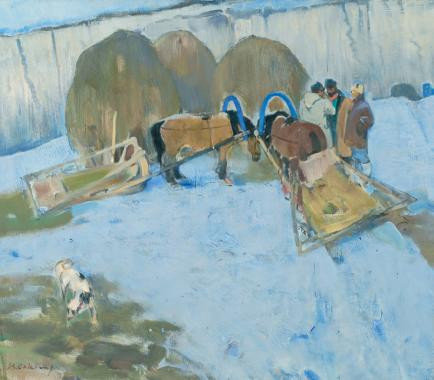 Картины художника Соколов Василий Васильевич