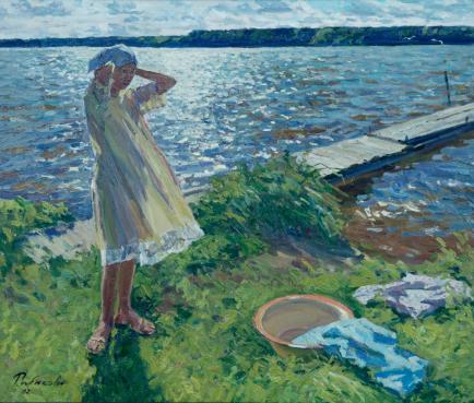 Картины художника рыбакова ирина