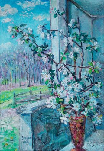 Картины художника Бурлюк Давид Давидович