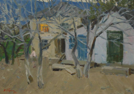 Картины художника Гаврилов Владимир Николаевич