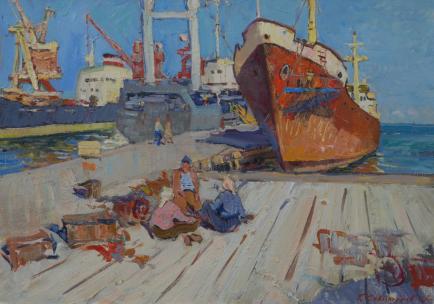 Картинки по запросу Севостьянов Геннадий Кириллович художник