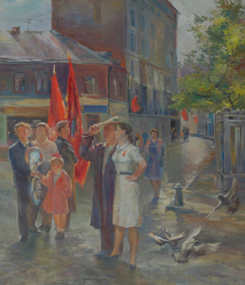 Картины художника Чебаков Александр Никитович