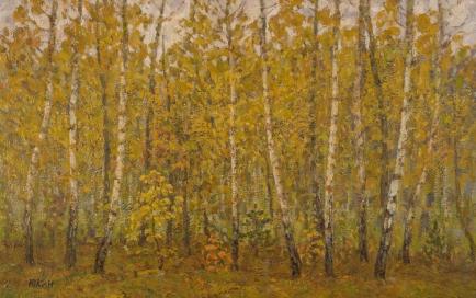 Картины художника Юкин Владимир Яковлевич