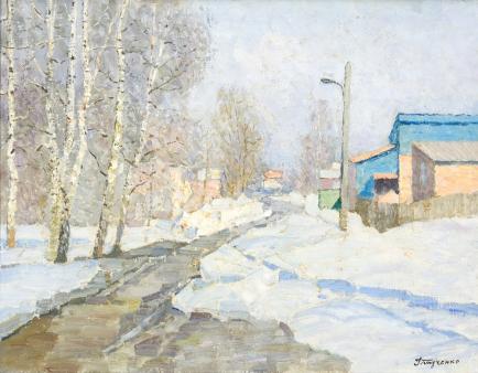 Картины художника Гладченко Борис Николаевич