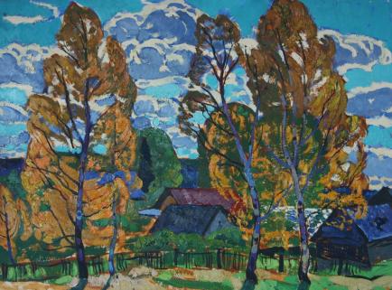 Картины художника Матушевский Юрий Владимирович
