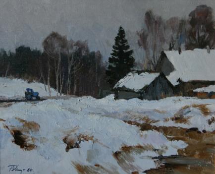 Картины художника Подляский Юрий Станиславович