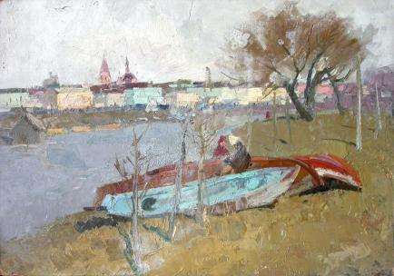 Картины художника Моторин Алексей Васильевич