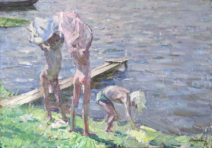 Картины художника Острова Лия Александровна