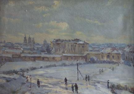 Картины художника Маслеников Павел Васильевич