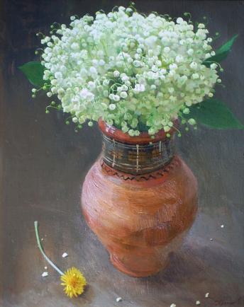 Картины художника Путнин Олег Юрьевич