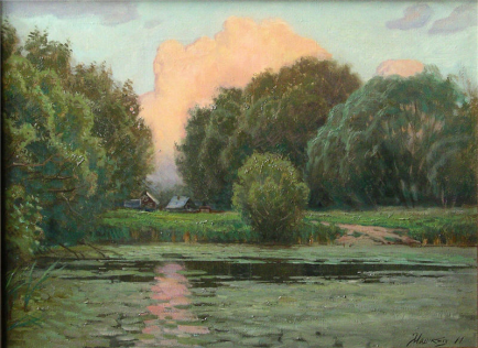 Картины художника Машков Игорь Геннадьевич