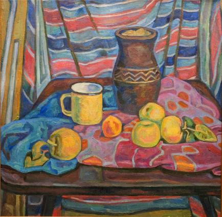 Картины художника Кузнецов Николай Алексеевич