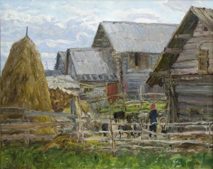 Картины художника Чулович Виктор Николаевич