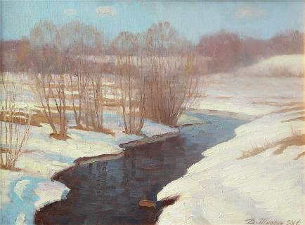 Картины художника шмарин дмитрий