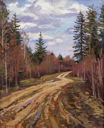 Картины художника Ромашко Евгений Викторович