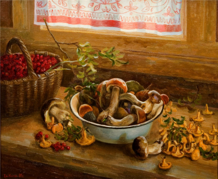 Картины художника Кугач Екатерина Михайловна