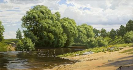 Картины художника Герасимов Андрей Викторович