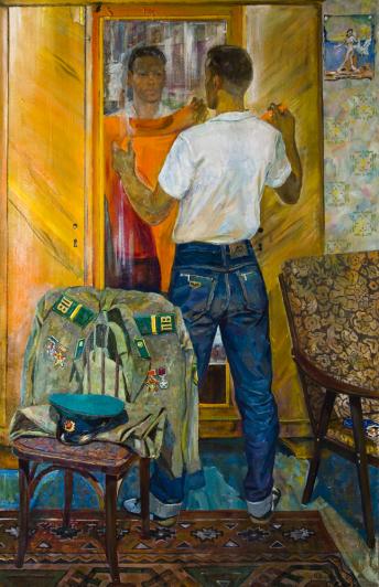 Картины художника варламов алексей