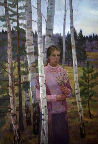 Картины художника Степура Елена Илларионовна