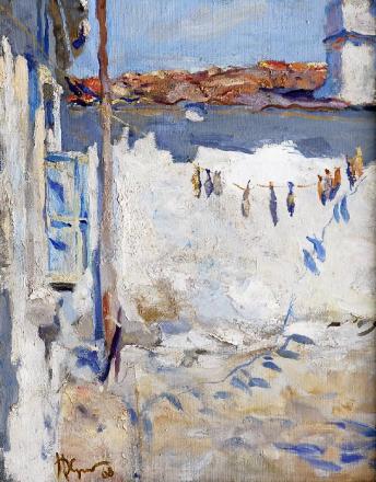 Картины художника Христолюбов Николай Павлович