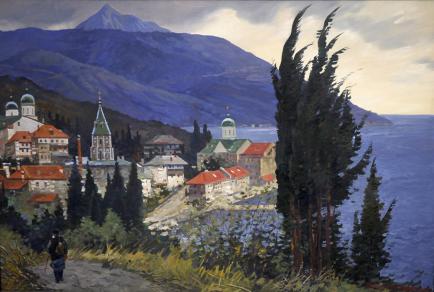 Картины художника Евстигнеев Алексей Витальевич