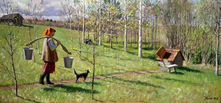 Картины художника Чайников Григорий Леонтьевич