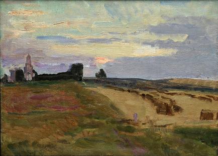 Картины художника Герасимов Сергей Васильевич