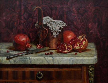 Картины художника Ведерников Борис Александрович