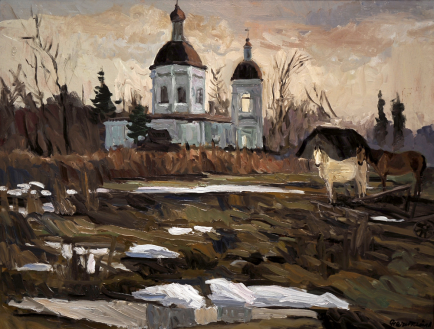 Картины художника Нечитайло Сергей Васильевич