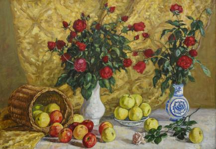 Картины художника Переверзева Алла Константиновна