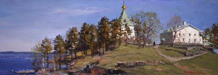 Картины художника Давыдов Николай Сергеевич