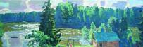 Картины художника Ткачев Алексей Петрович