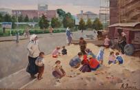Картины художника Данциг Май Вольфович