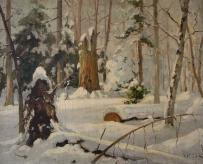 Картины художника Крыжицкий Константин Яковлевич