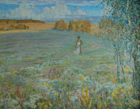 Картины художника Дмитриевский Виктор Константинович
