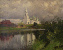 Картины художника Маковский Александр Владимирович