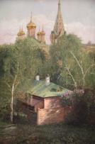 Картины художника Матвеев Николай Сергеевич