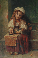 Картины художника Парамонов Александр Никитич