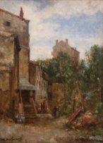 Картины художника Харламов Алексей Алексеевич