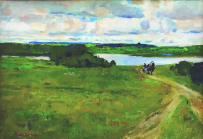 Картины художника Фомин Никита Петрович