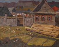 Картины художника Кувин Владимир Иванович