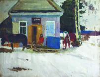 Картины художника Позднеев Николай Матвеевич