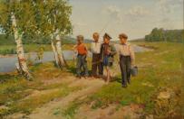 Картины художника Корнилов А.В.